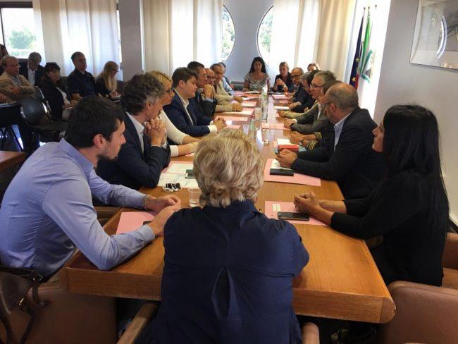 riunione regione ceriscioli parlamentari boldrini (2)