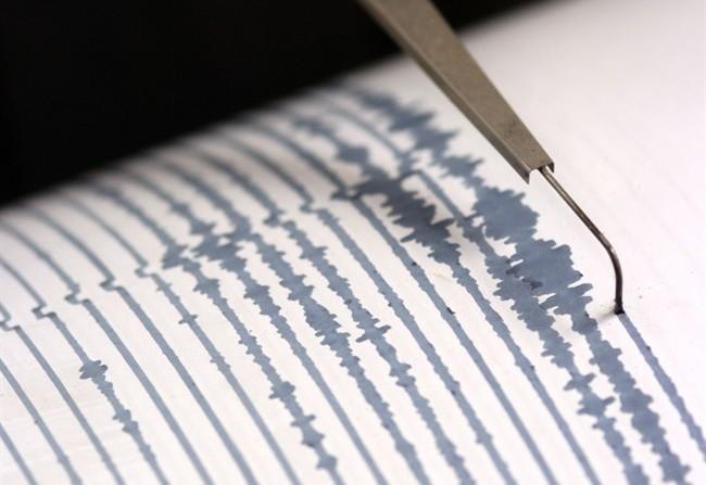 Rieti, terremoto i Vigili del Fuoco impegnati nei soccorsi