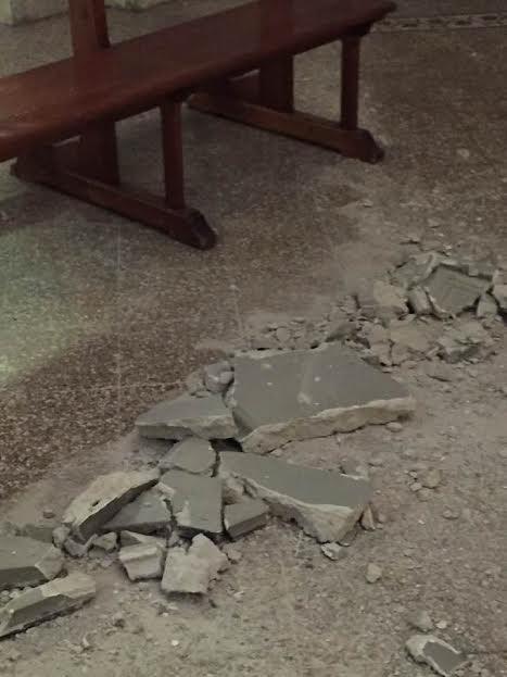 terremoto treia