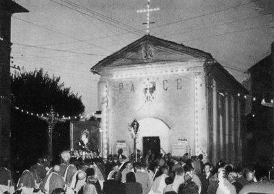 vecchia chiesa della pace
