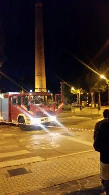 vigili del fuoco fornace