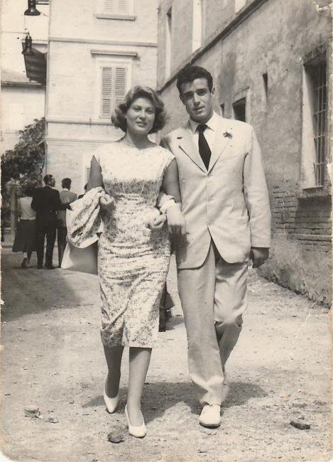 bacaloni-ettore-e-marisa-matrimonio-del-collega-giocatore-ragazzini-1959