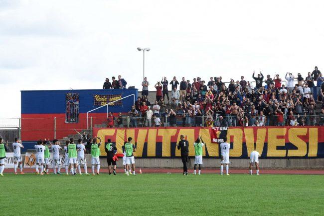 Dura presa di posizione della tifosiera della Civitanovese