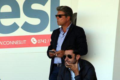 Andrea Bargagna sta trattando l'acquisto della Maceratese per conto di alcuni imprenditori toscani