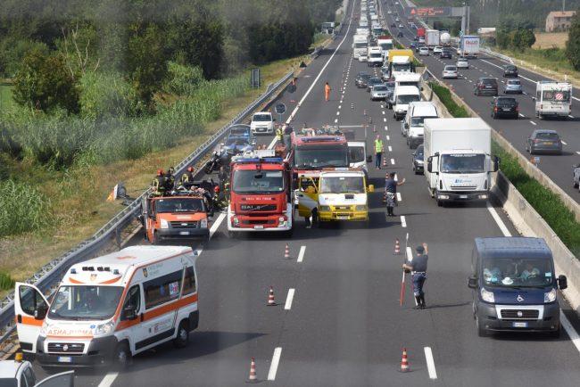 incidente a14 civitanova porto recanati_foto de marco (1)
