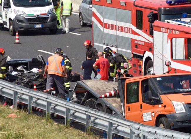 incidente a14 civitanova porto recanati_foto de marco (4)