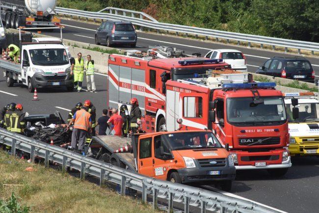 incidente a14 civitanova porto recanati_foto de marco (6)