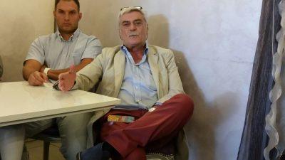 Da sinistra Paolo Renna e Maurizio Mosca