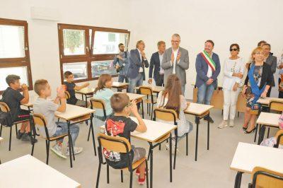 La scuola di Acquasanta