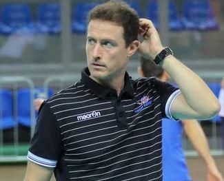 Adriano Di Pinto, coach della GoldenPlast