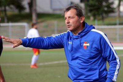 Bruno Caneo, allenatore della Civitanovese