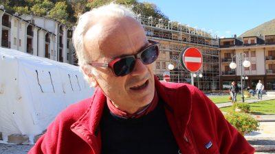 Il sindaco Marco Rinaldi