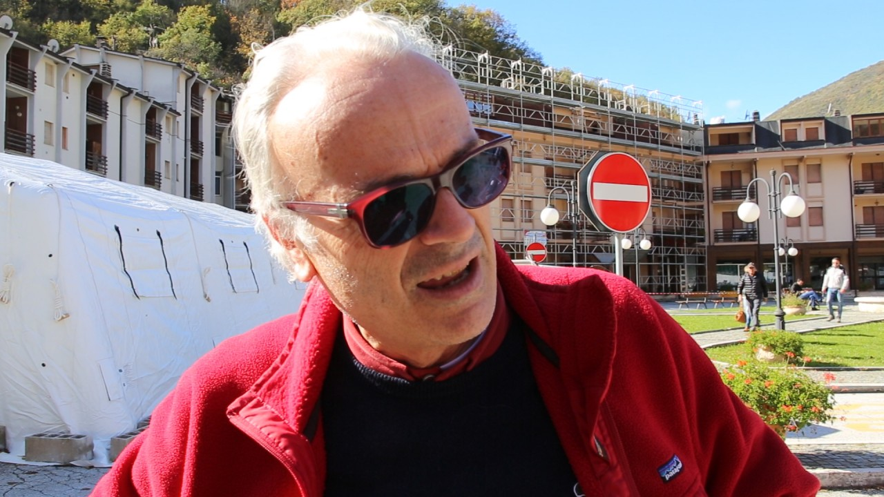 Terremoto: sindaco Ussita, dimissioni irrevocabili