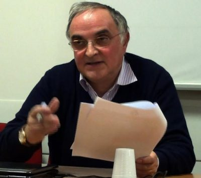 Roberto Cambriani, presidente Fipav Macerata
