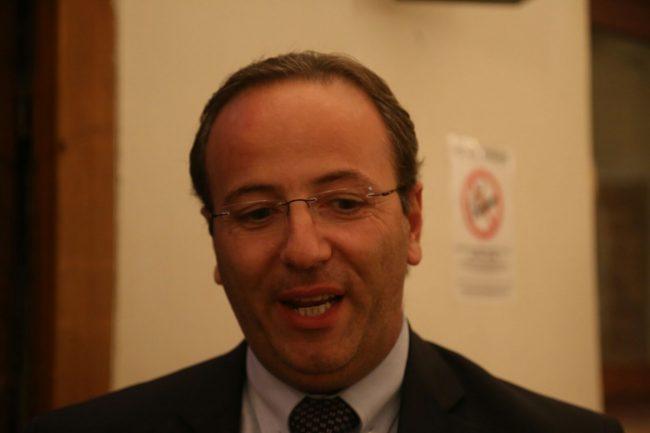 Il sindaco Gianluca Pasqui