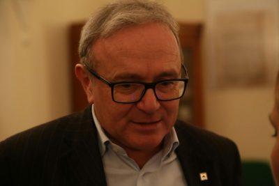 Franco Capponi, sindaco di Treia