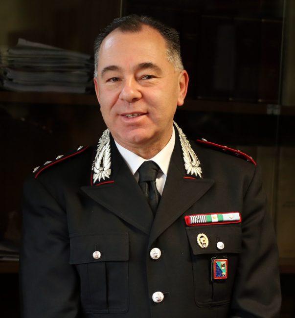 Il capitano Raffaele Conforti
