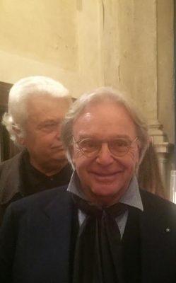 Diego Della Valle ieri sera ad Ancona