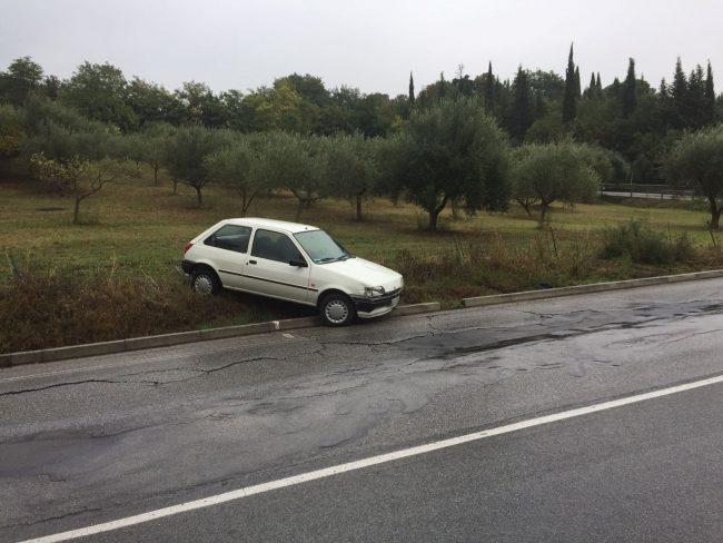 incidente villa potenza 06-10-2016