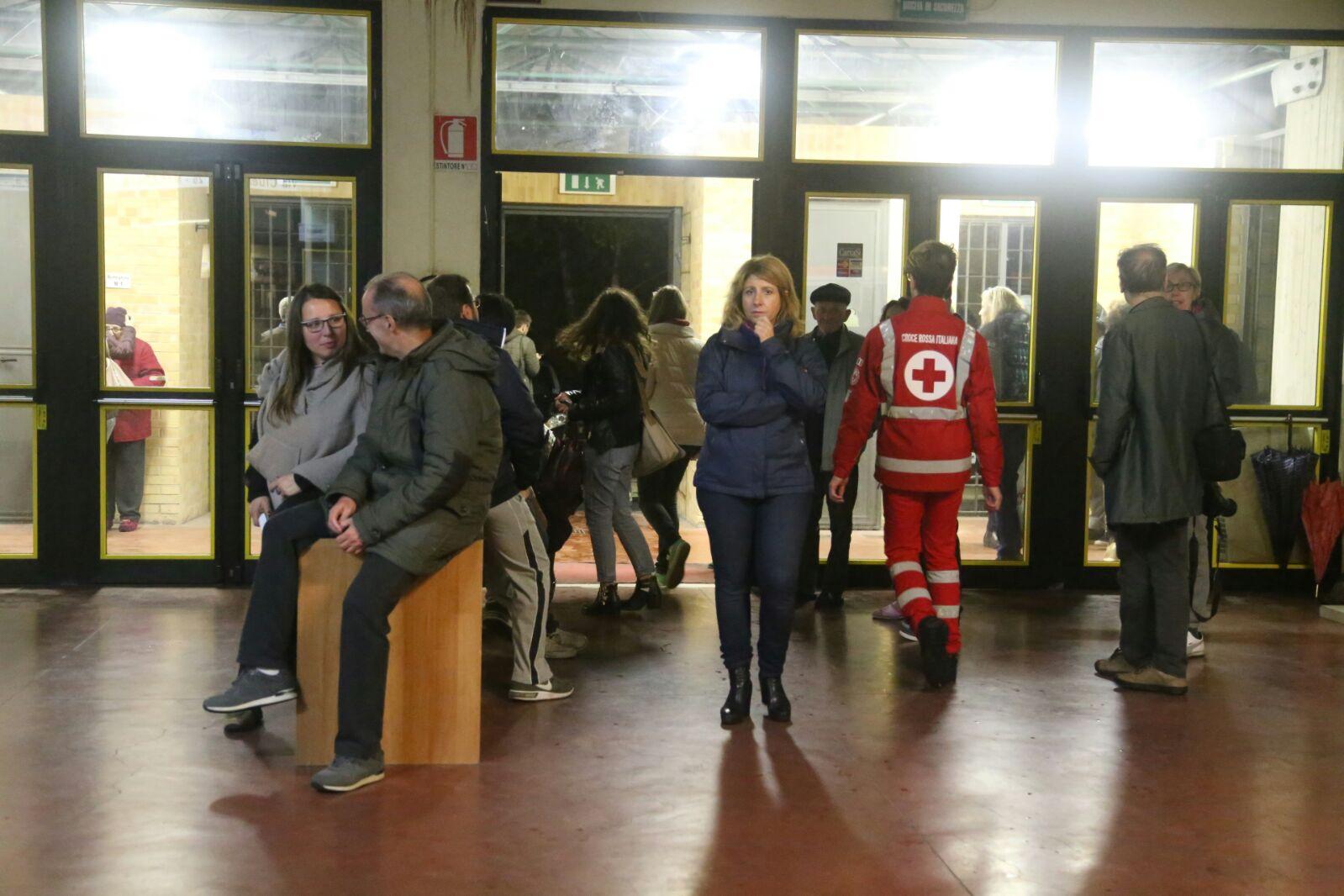 Scossa di terremoto di 5.4 a Macerata