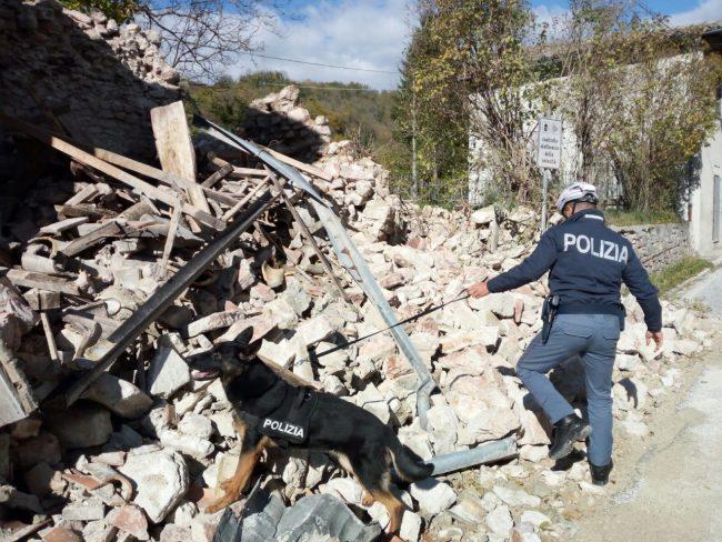 polizia-terremoto