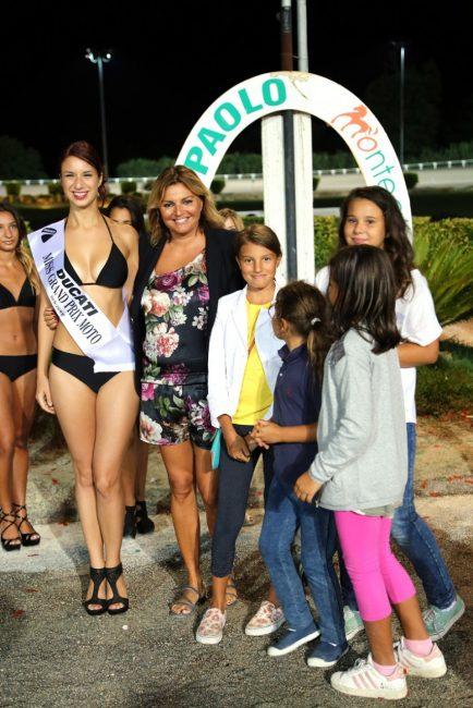 Miss Grand Prix 2015 all'ippodromo San Paolo