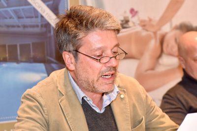 Andrea Bargagna, consulente di fiducia dell'imprenditore Filippo Spalletta