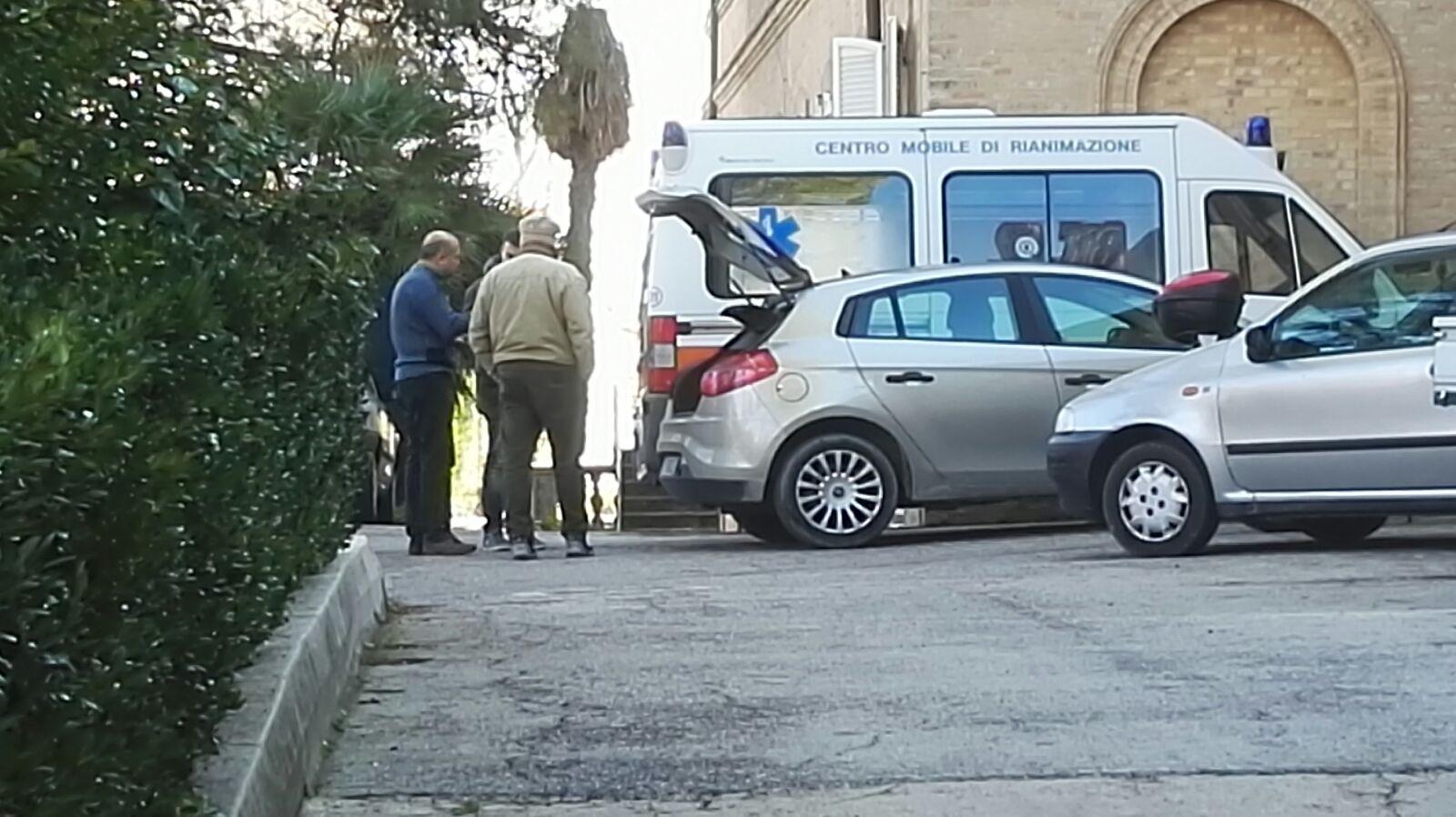 Montefiore di Recanati, Cristina uccisa da un colpo di fucile