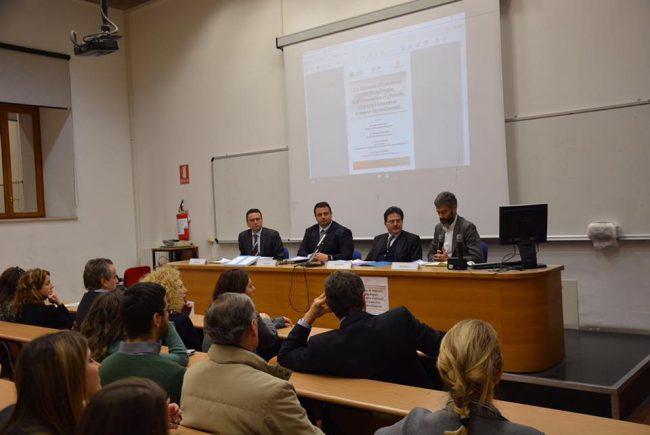 Il convegno ad Ancona