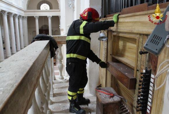 L'organo di San Venanzio a Camerino