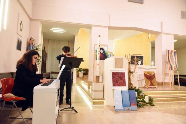 La mostra nella chiesa di San Giuseppe