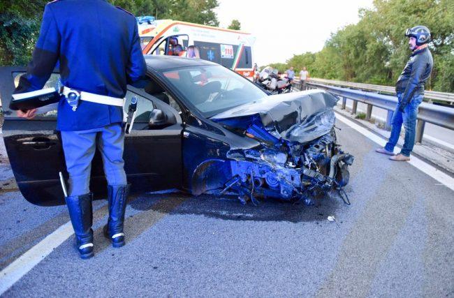 incidente-superstrada-cane-carreggiata-morrovalle-7-650x427