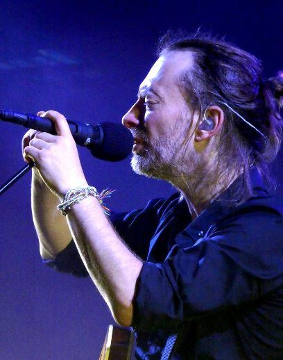 Thom Yorke dei Radiohead farà un concerto di beneficenza a Macerata
