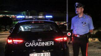carabinieri notte arkiv