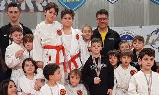 Karate, trionfo a Loreto  per la Dynamic Sporting Club