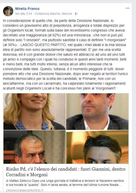 franco-dimissioni