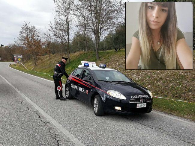 pamela_mastropietro_strada_pollenza_carabinieri