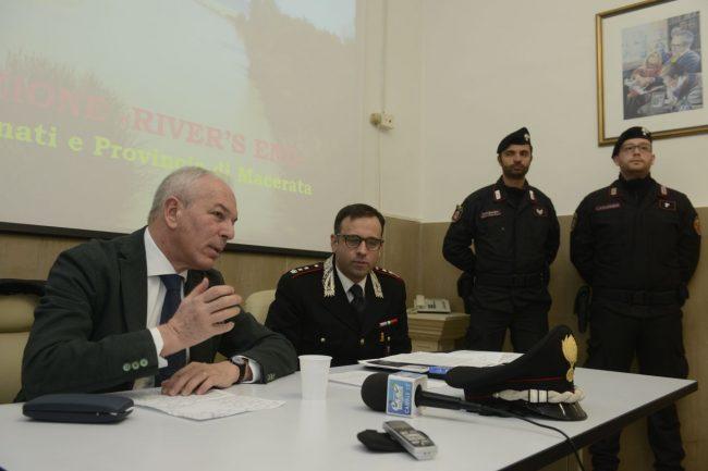 operazione-end-river-carabinieri-macerata-giovanni-giorgio-walter-fava-3-650x433