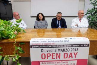 Open day per l&acute8 marzo:  screening gratuiti in ospedale