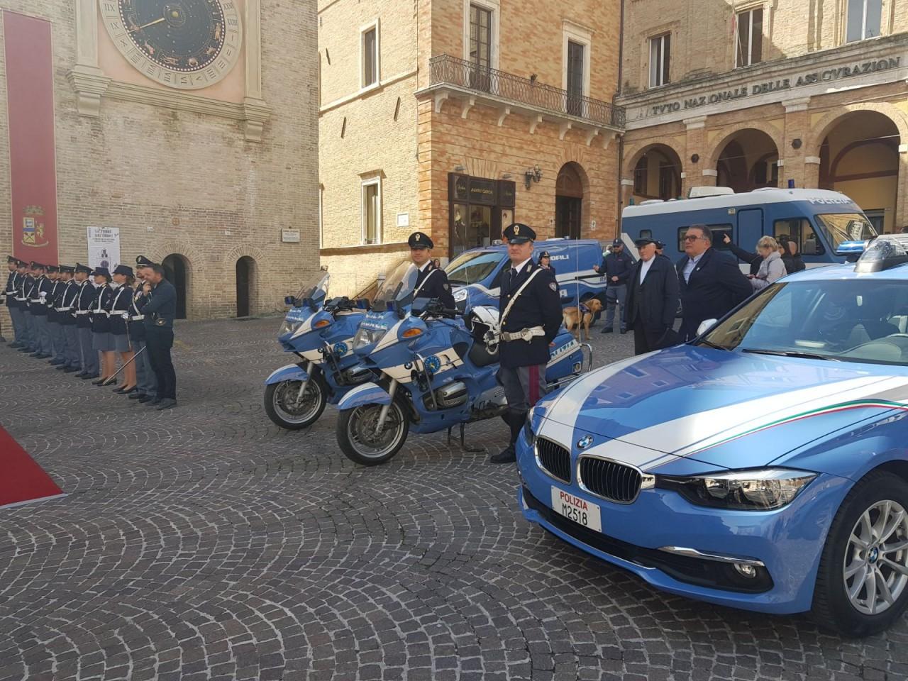 festa della polizia 2018 macerata (2)