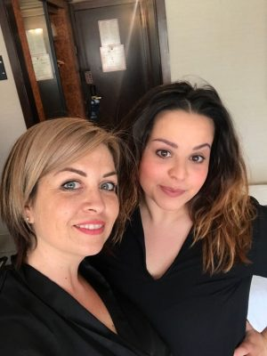 Con-la-modella-Morena-Fardella