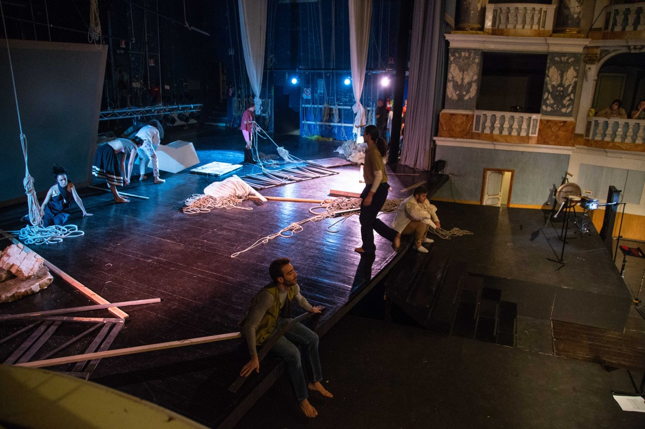 We Can Be Waves spettacolo teatrale opera 2018 lauro rossi foto ap (6)
