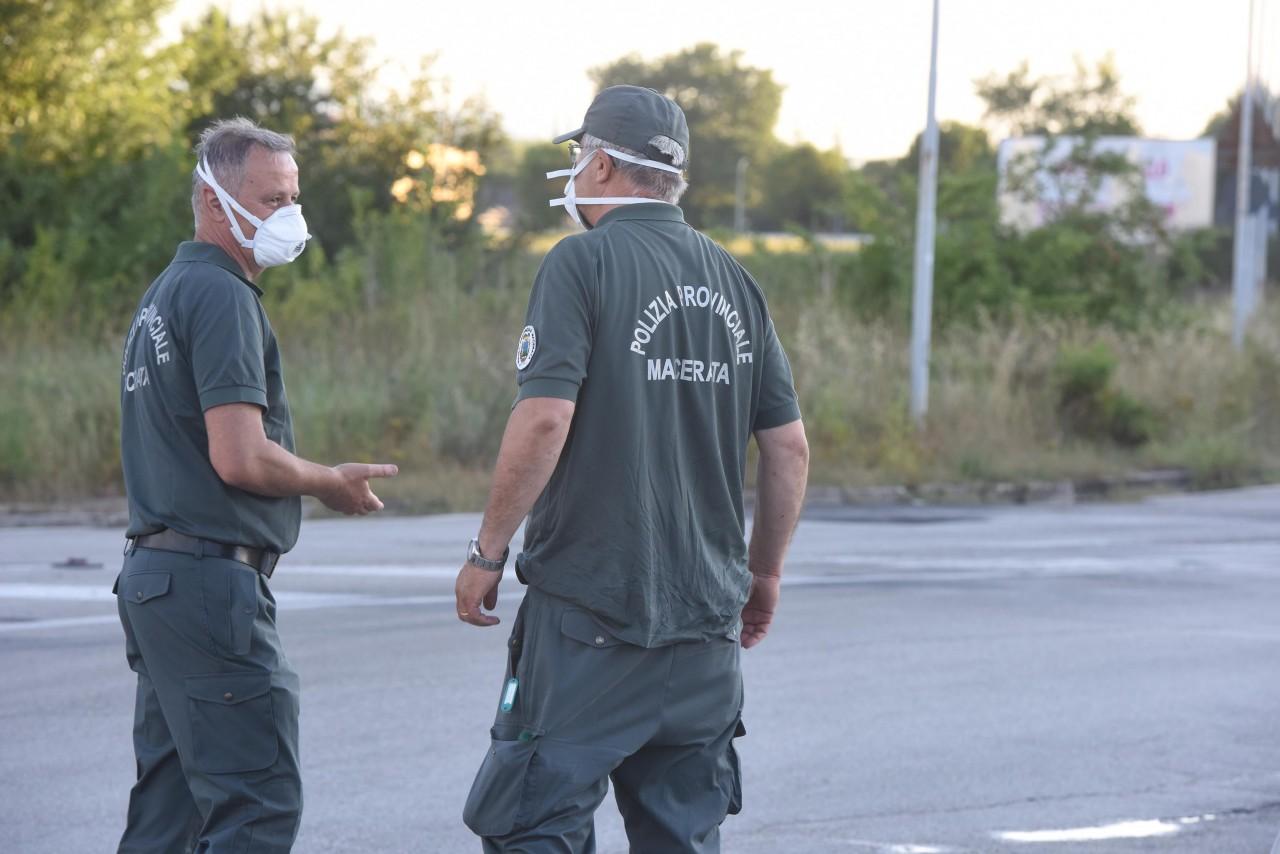 incendio orim - polizia provinciale - piediripa - FDM (18)