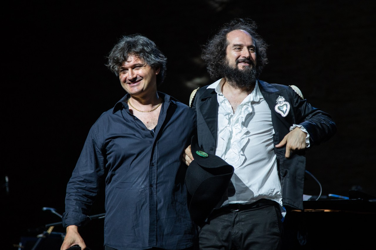 vinicio capossela live sferisterio macerata 2018 foto ap (42)