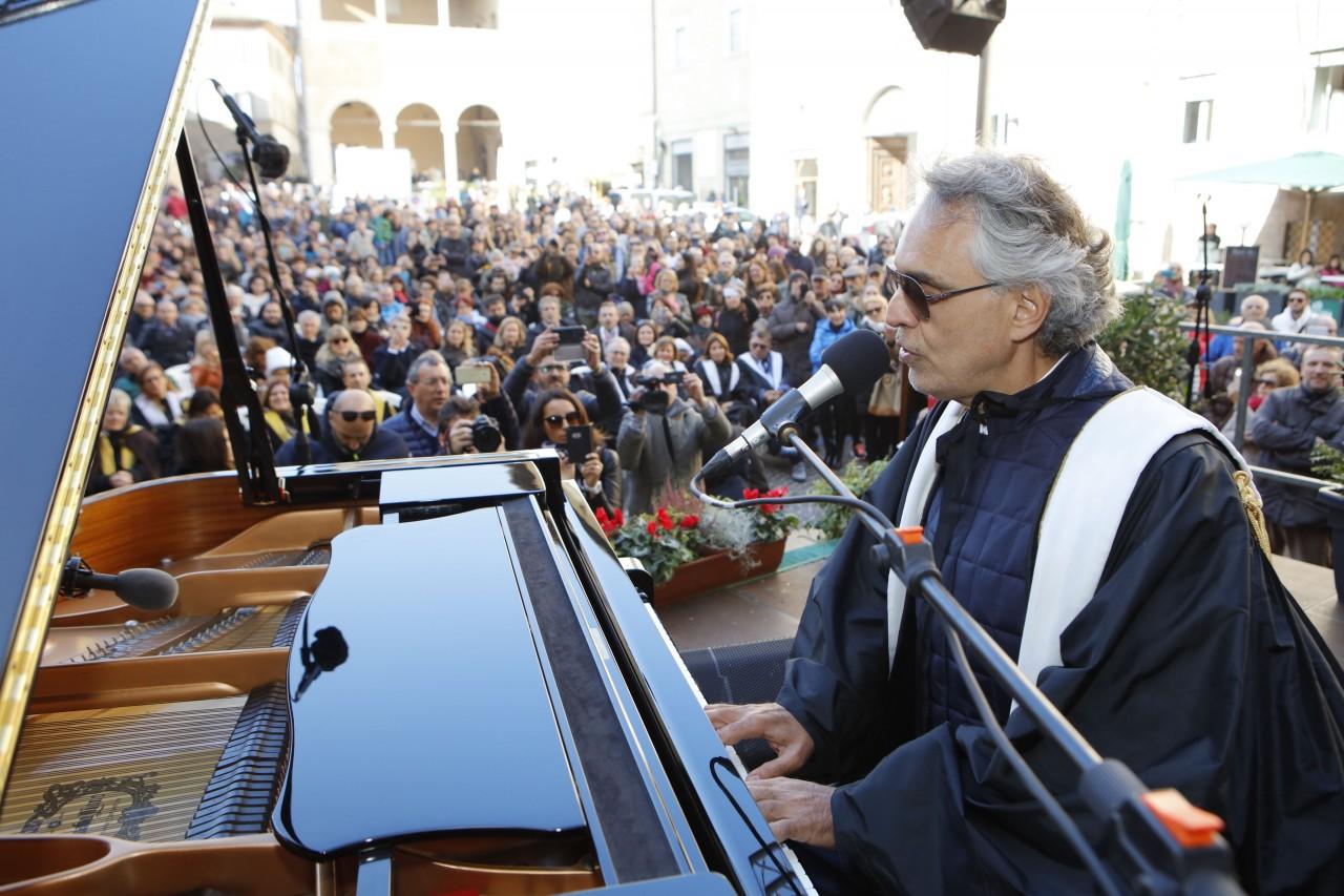 Accademia di musica di Camerino, al via la raccolta fondi firmata ...