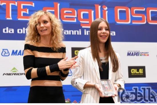 Eleonora-Ciabocco-premiazione-Oscar-Tuttobici-09112018