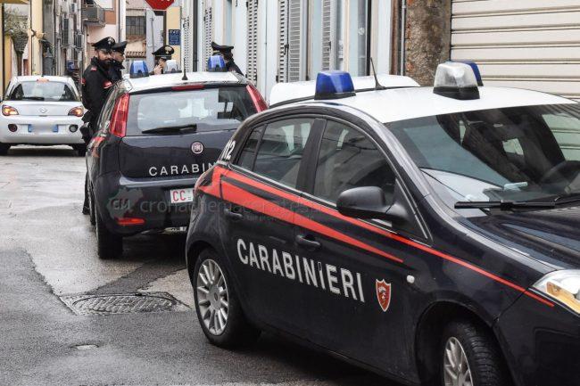 inseguimento-ritrovamento-auto-via-trieste-carabinieri-civitanova-FDM-2-650x433