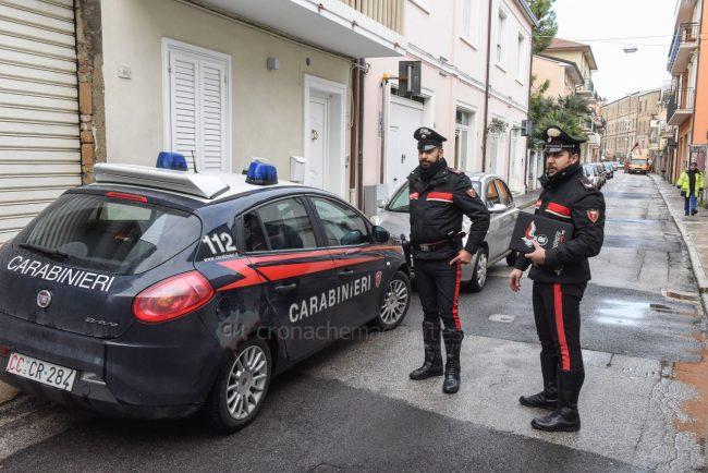 inseguimento-ritrovamento-auto-via-trieste-carabinieri-civitanova-FDM-4-650x434
