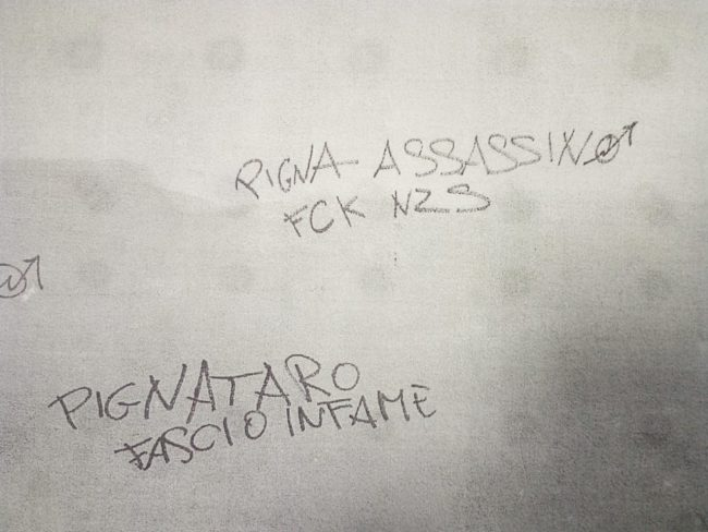 scritte-contro-pignataro-2-650x488