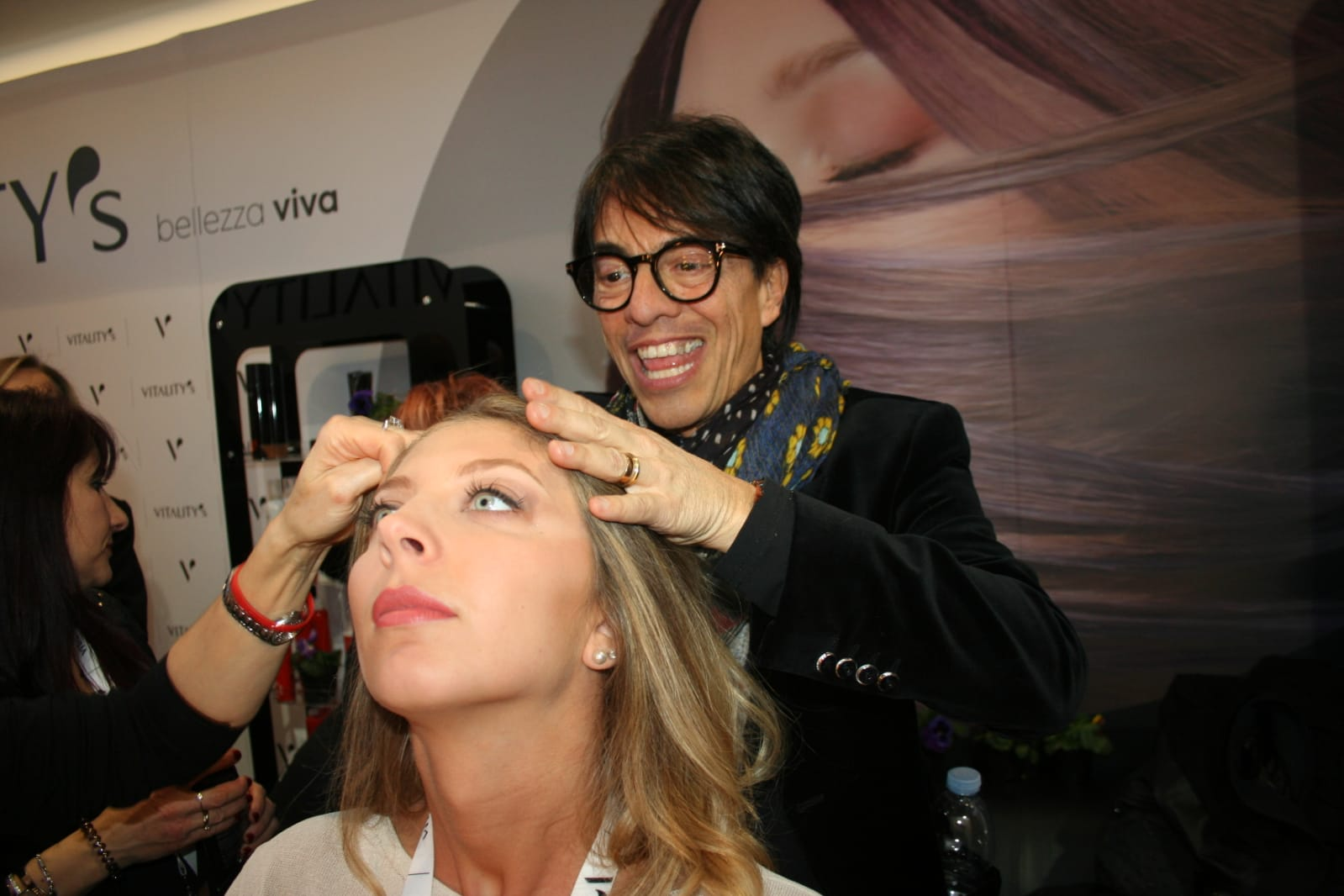 Andrea Rilli e Roberta Mercanti, di Idea Due Hair Styling (2)